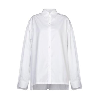 Y/PROJECT シャツ ホワイト XS コットン 100% シャツ