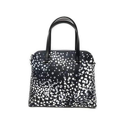 Kate Spade New York Maise Medium Dome Leather Satchel Handbag in Multicolored【並行輸入品】