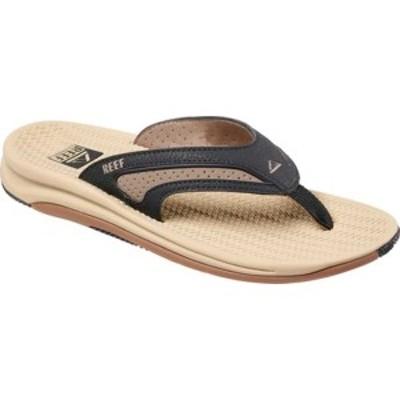 リーフ メンズ サンダル シューズ Flex Perforated Flip Flop Sand Synthetic