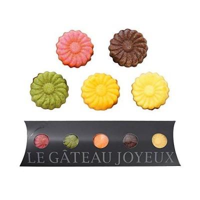 和歌山フィナンシェ5個入(5種のお味)ショコラ、みかん、ゆず、イチゴ、抹茶が香る上品な焼き菓子 プチギ?