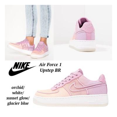 エア フォース 1 ナイキ スニーカー Nike Air Force 1 Upstep BR