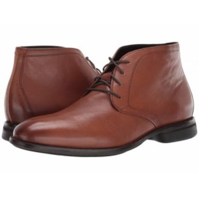 Cole Haan コールハーン メンズ 男性用 シューズ 靴 ブーツ チャッカブーツ Holland Grand Chukka British Tan【送料無料】