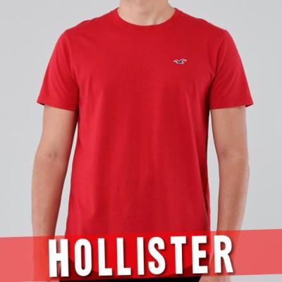 ホリスター アバクロ Tシャツ 半袖 メンズ 花柄 グラフィック クルーネック 丸首 ロゴ トップス カットソー XS〜XXL 新作