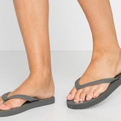フリップフロップ レディース サンダル ORIGINAL - Pool shoes - granite