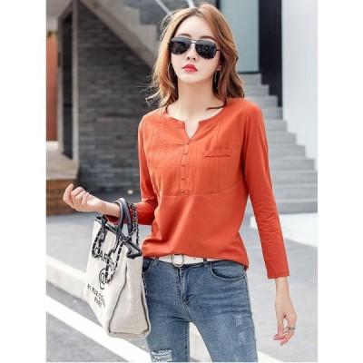 大きいサイズS-3XL ファッション 人気Tシャツ ホワイト オレンジ ピンク3色展開