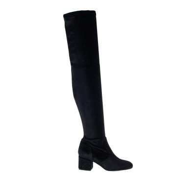 TODAI ブーツ ブラック 36 紡績繊維 ブーツ