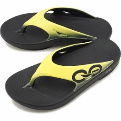 【1年保証】ウーフォス OOFOS ウーオリジナル スポーツ Ooriginal Sport メンズ・レディース ランニング リカバリーサンダル 靴 Black/ Y