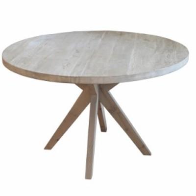 幅1160×奥行き1160×高さ720mm バウム テーブル ノラ nora HOLIDAYS ホリデイズ 関家具