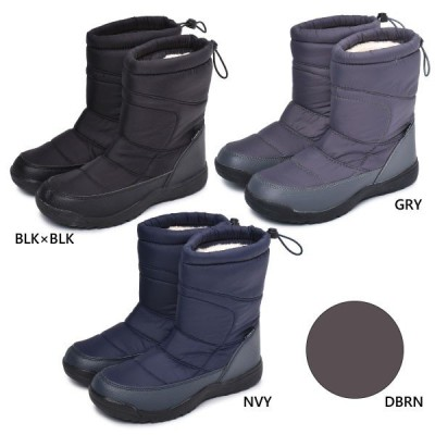 大きいサイズ ガビック メンズ カジュアルシューズ 防水ブーツ 防滑 雪 ウィンターシューズ スノーシューズ GS2237