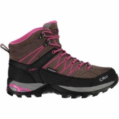 cmp シーエムピー アウトドア 女性用シューズ ブーツ cmp rigel-mid-wmn-trekking-shoes-wp