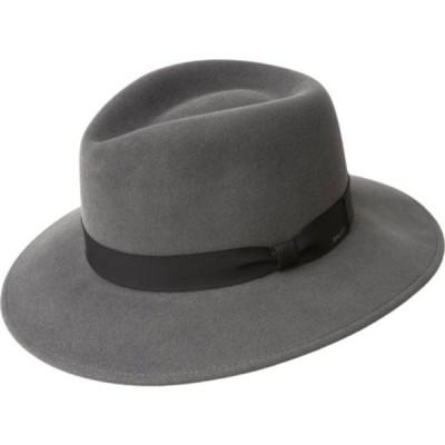 ベーリー オブ ハリウッド 帽子 アクセサリー メンズ Ammon Fedora 37173BH (Men's) Steel