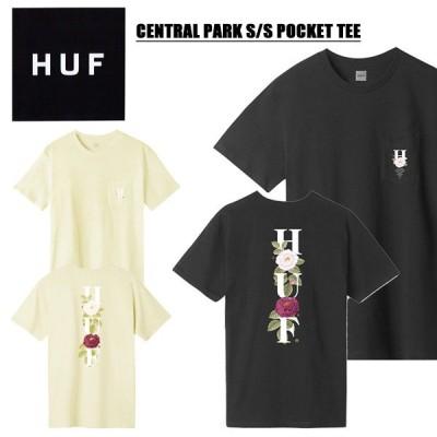 ハフ(HUF) CENTRAL PARK S/S POCKET TEE 半袖Tシャツ/男性用/メンズ /ゆうパケット送料無料[AA-2]