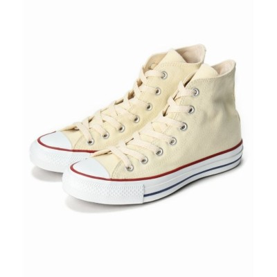 【イエナ/IENA】 CONVERSE CANVAS ALL STAR HI