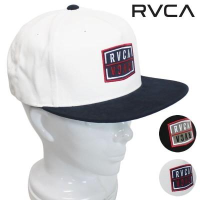 19FW RVCA キャップ HAZARD SNAPBACK aj041-932: 正規品/ルーカ/ メンズ/帽子/aj041932/surf
