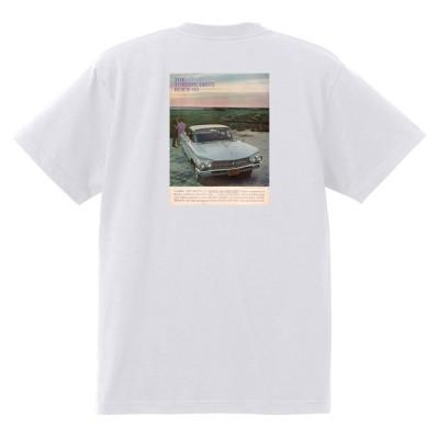 アドバタイジング ビュイック 白247 Tシャツ 1960 ルセーブルインビクタ スカイラーク ローライダー