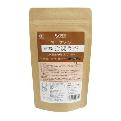 オーサワの有機ごぼう茶 30g(1.5g×20包)