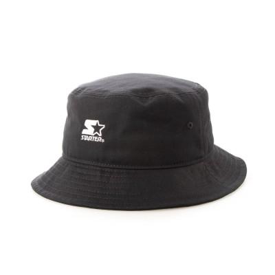 ムラサキスポーツセレクト ムラサキスポーツ select STARTER/スターター ハット C.TWILL BUCKET HAT 107192002 (ブラック)