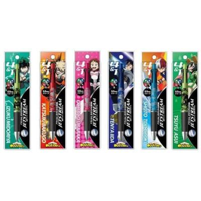 【全6柄】ヒサゴ/僕のヒーローアカデミア ジェットストリーム4&1 多機能 ボールペン(HH069) ヒロアカ Hisago
