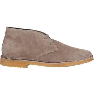 ウォーリー ウォーカー WALLY WALKER メンズ ブーツ シューズ・靴 boots Dove grey