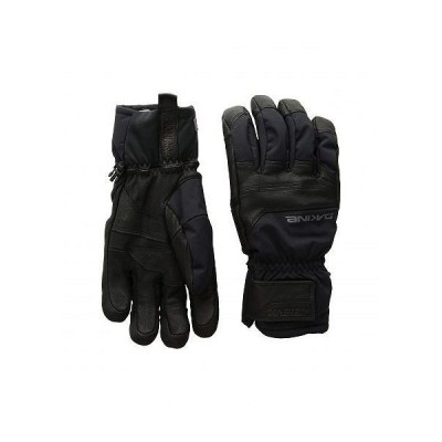Dakine ダカイン メンズ 男性用 ファッション雑貨 小物 グローブ 手袋 Excursion Short Gloves - Black
