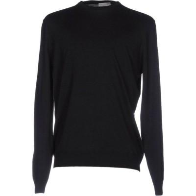 フィリッポ デ ローレンティス FILIPPO DE LAURENTIIS メンズ ニット・セーター トップス Sweater Black