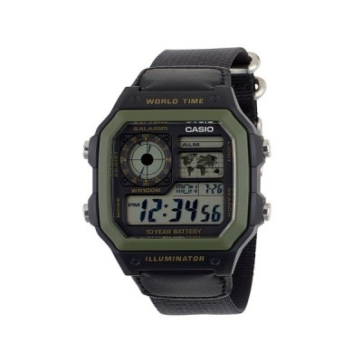 腕時計 カシオ CASIO / AE-1200WHB-1B