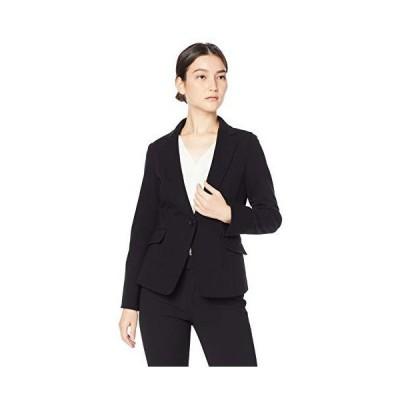 [ナラ カミーチェ] 《セットアップスーツ対応》ミラノリブ裏起毛長袖テーラードジャケット 30-92-21-132 レディー