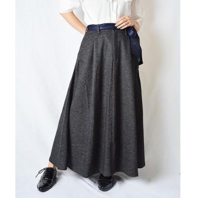 ウーリーマキシスカート