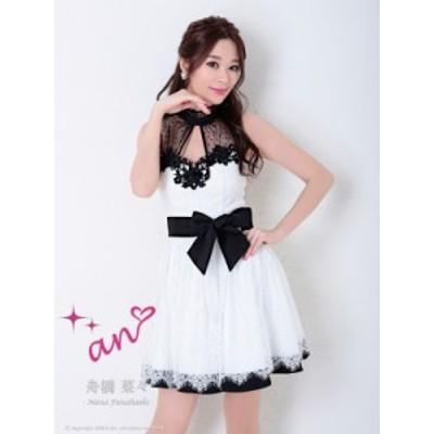 an ドレス AOC-2993 ワンピース ミニドレス Andyドレス アンドレス キャバクラ キャバ ドレス キャバドレス