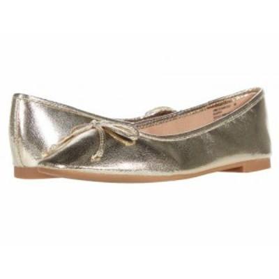 Steve Madden スティーブマデン レディース 女性用 シューズ 靴 フラット Sweets Flat Gold【送料無料】