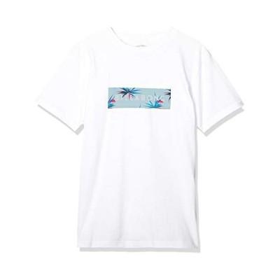 ビラボン Tシャツ UNITED LOGO メンズ WHT 日本 M (日本サイズM相当)