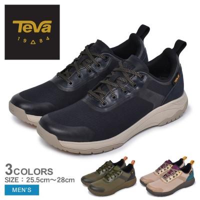 テバ スニーカー メンズ ゲートウェイ ロー TEVA 1115190 カーキ マルチ ブラウン ブラック 黒 靴 シューズ  カジュアル 人気 冬