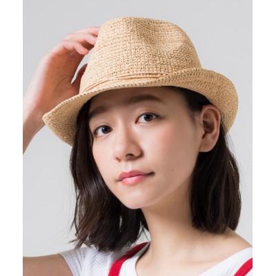 GGD / 中折れハット WOMEN 帽子 > ハット