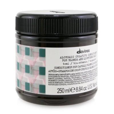 ダヴィネス コンディショナー Davines Alchemic Creative Conditioner #Teal (For Blonde and Lightened Hair) 250ml