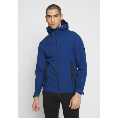 ジャックアンドジョーンズ メンズ ファッション JCOPEARCE - Summer jacket - navy peony