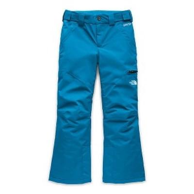 (取寄)ノースフェイス ガールズ 女の子 フレッシュ トラック パンツ The North Face Girls' Fresh Tracks Pant Acoustic Blue