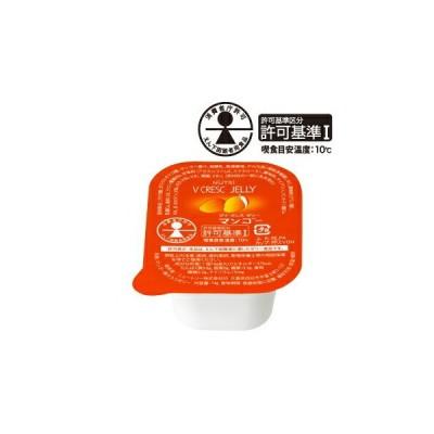 ニュートリー株式会社  ブイ・クレス ゼリーカップマンゴー味 75g×30カップ入×3箱セット【特別用途食品】(要7日間前後・キャンセル不可)