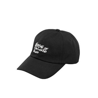 GU キムジョーンズ コラボ ベースボールキャップ(EOTLG)(KJ) 帽子 ブラック 限定