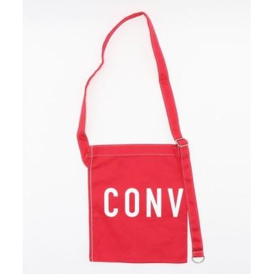 BAG IN THE DAY / 【78】【CONVERSE】 ROUNDLOGO SHOULDER BAG WOMEN バッグ > ショルダーバッグ