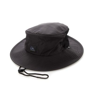 クイックシルバー QUIKSILVER UV SUP CAMP HAT (ブラック)