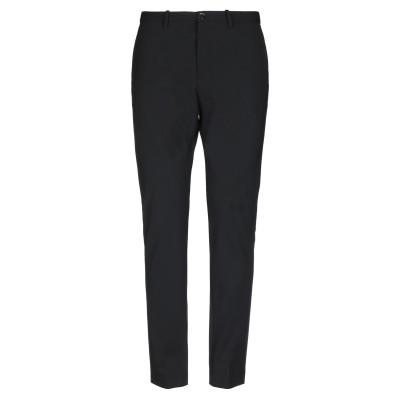 NINE:INTHE:MORNING パンツ ブラック 52 ウール 72% / ナイロン 20% / ポリウレタン 8% パンツ