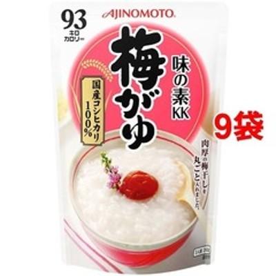 味の素 梅がゆ (250g*9コセット)