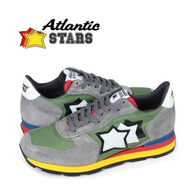 (AtlanticSTARS/アトランティックスターズ)アトランティックスターズ Atlantic STARS アンタレス スニーカー メンズ ANTARES CI-89A カーキ/メンズ その他