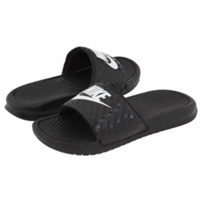 ナイキ Nike レディース サンダル・ミュール シューズ・靴 Benassi JDI Slide Black/White