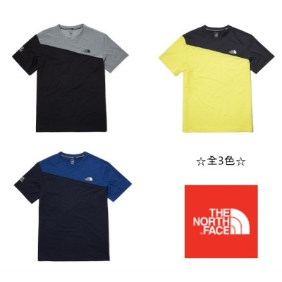 ★【THE NORTH FACE正規品】MS MINUS TECH S/S R/TEE ★全3色★