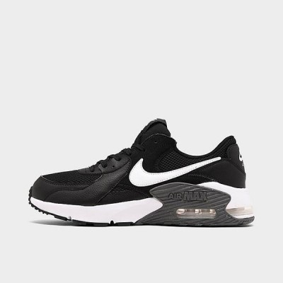 ナイキ メンズ エアマックス エクシー Nike Air Max Excee スニーカー White/Black/Dark Grey