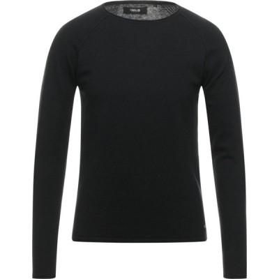 ソリッド !SOLID メンズ ニット・セーター トップス Sweater Black
