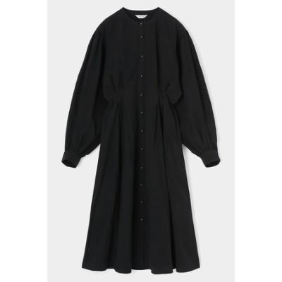 WAIST TUCK LONG シャツ ドレス