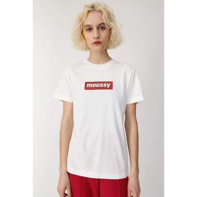 マウジー tシャツ early moussy Tシャツ 010CAA90-5470 FREE レッド レディーズ