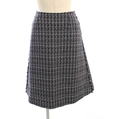 フォクシーブティック スカート 38988 Skirt 総柄 38